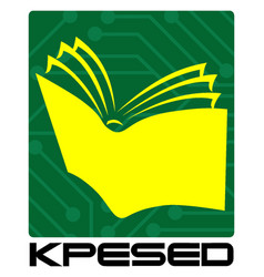 kpese elementary secondary education department vector image