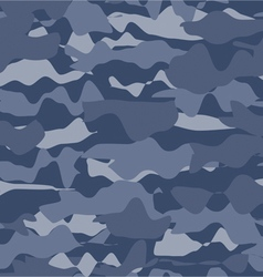 Military blue fashion seamless pattern vector