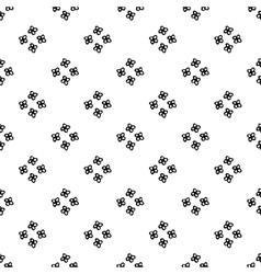 seamless pattern Design element vector image