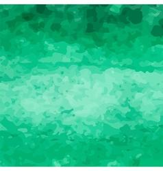 Green watercolor background vector