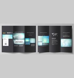 The black colored minimalistic vector