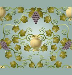 grapetile12 vector image