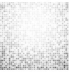gray geometric mosaic abstract background vector image