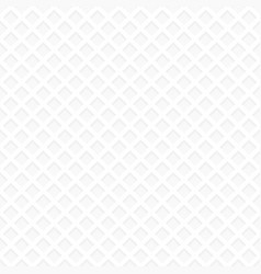 white geometric seamless pattern texture vector image