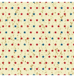 American pattern vector image vector image