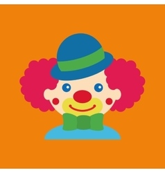 Clown Costume vector