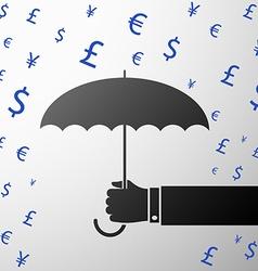 currencies Stock vector image