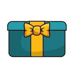 Gift icon design vector