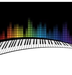 Piano icon template vector