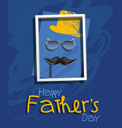 Fathers day3 vector