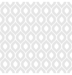 Ornamental seamless pattern background vector image