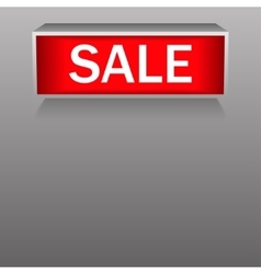 Discount warning messages Sale Warning board vector