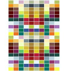 Pastel rectangles vector