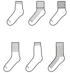 sock vector images over 14 000