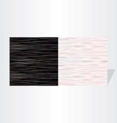 Two abstract texture backgrounds vector