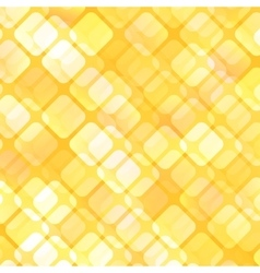 Abstract Sunny Squares vector image vector image