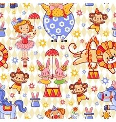 On the theme circus vector