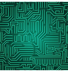 circuit pattern vector image