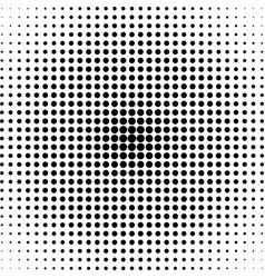 halftone dots circle abstract dots background eps vector image