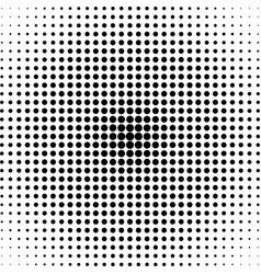 halftone dots circle abstract dots background eps vector image