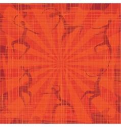 ethnic grunge background vector image vector image