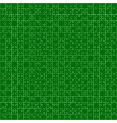 400 Green Puzzles vector