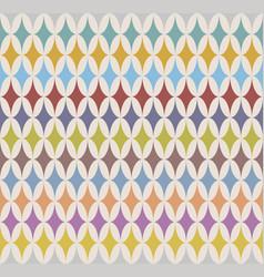 circus retro texture vector image