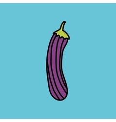 cucumber icon design vector image