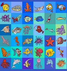 decorative pattern cartoon graphic design vector image