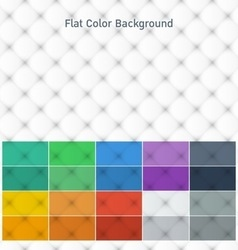 flat color background vector image