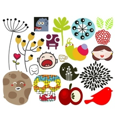 Mix of images vol70 vector