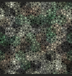 Texture military brown and tan colors forest vector