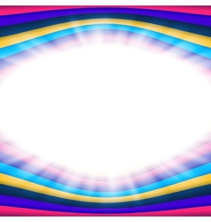 abstract background with flare and color lines vector image vector image