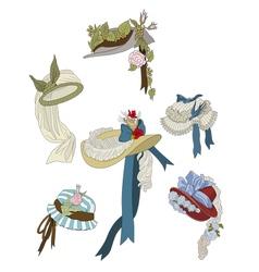 cappellini vector image