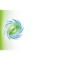 vortex ornament vector image