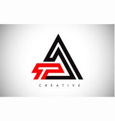 A letter monogram design logo letter a icon logo vector