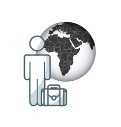 community people of the world vector image