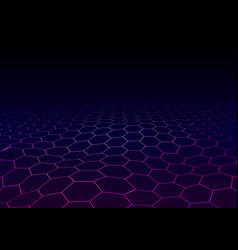 Abstract background with colorful grids vector