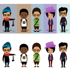 Characters vector