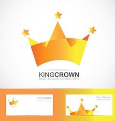 Crown logo vector