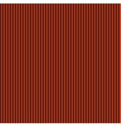 Orange galousie Volume of vertical lines vector image