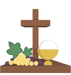 religion vector image