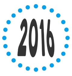 2016 perspective icon vector