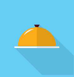 restaurant icon set of great flat icons with vector image