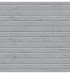 gray wood texture vector image