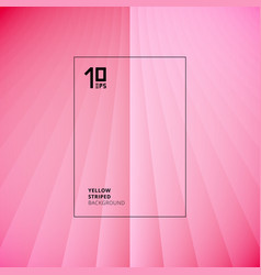 abstract pink striped perspective vertical lines vector image