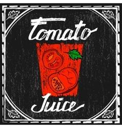 Tomato Image vector image