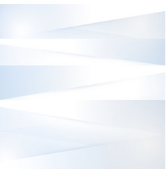 White abstract background with gray light blade vector