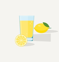 Limon Juice vector image vector image