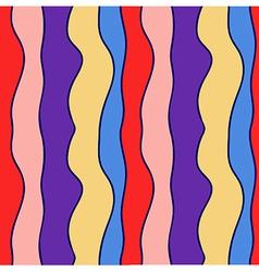 iris pattern background vector image